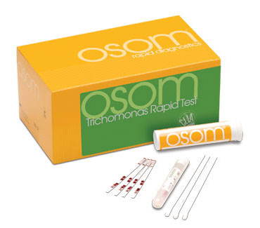 osom Trichomonas Rapid test